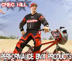Greg Hill 4130 BMX