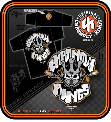 Chromoly Kings O.G. Logo