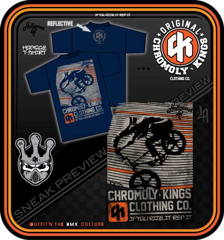 chromoly kings clothing co.