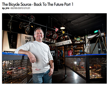 The Bicycle Source on Collateral BMX